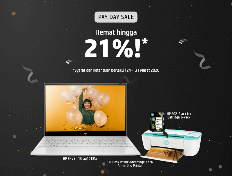 Indonesia Pay Day Sale