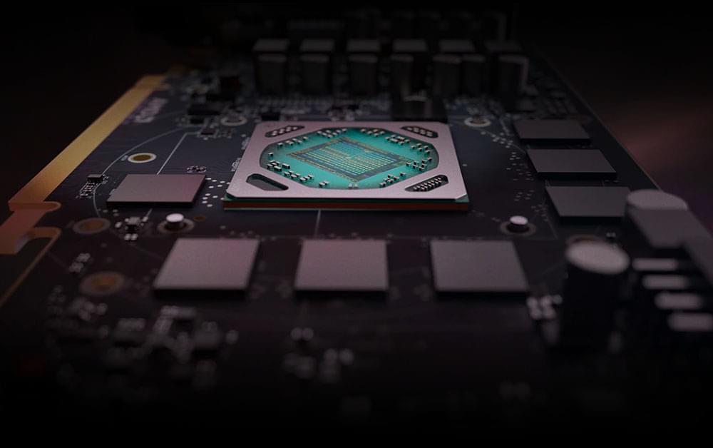 Optional AMD Radeon