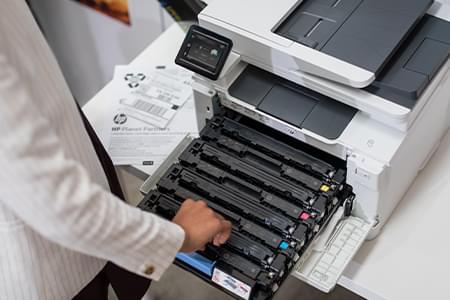 High speed printing