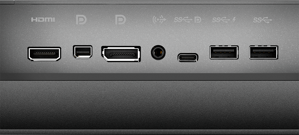 All in the ports you need