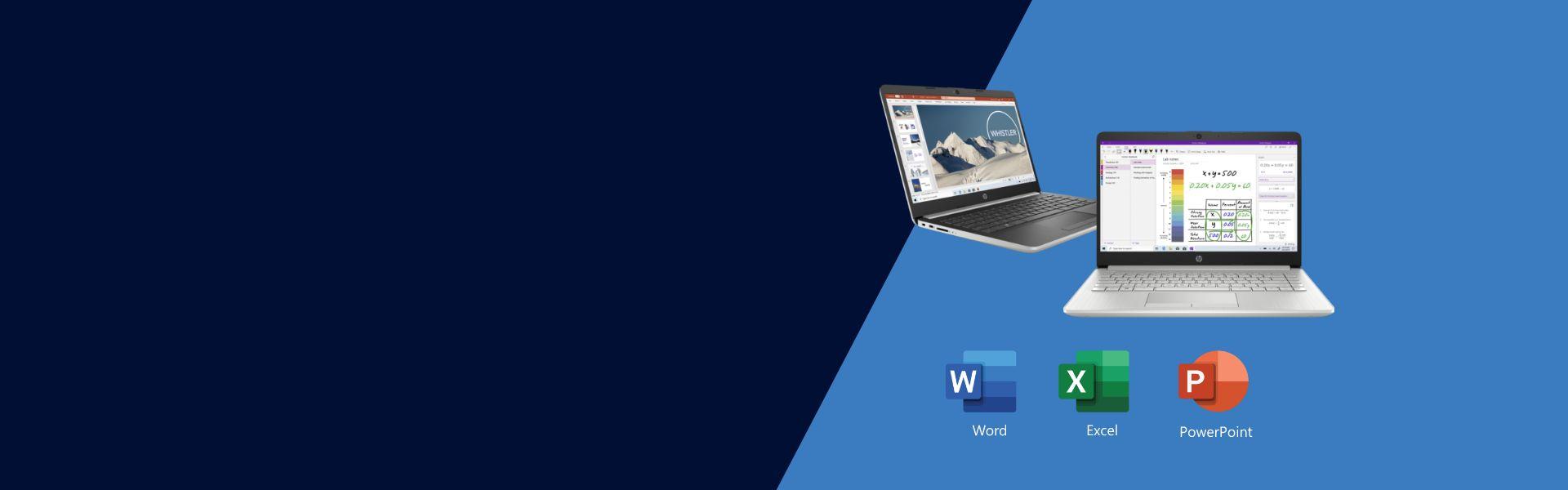HP Microsoft Office Bundles