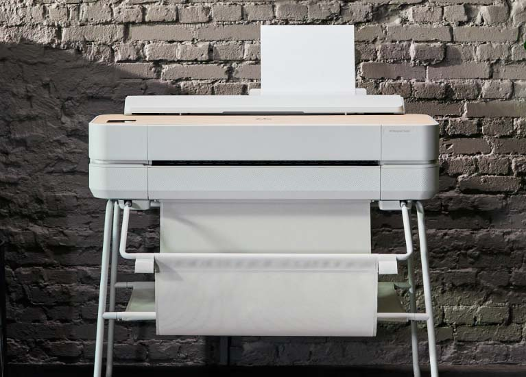 HP DesignJet T200 series