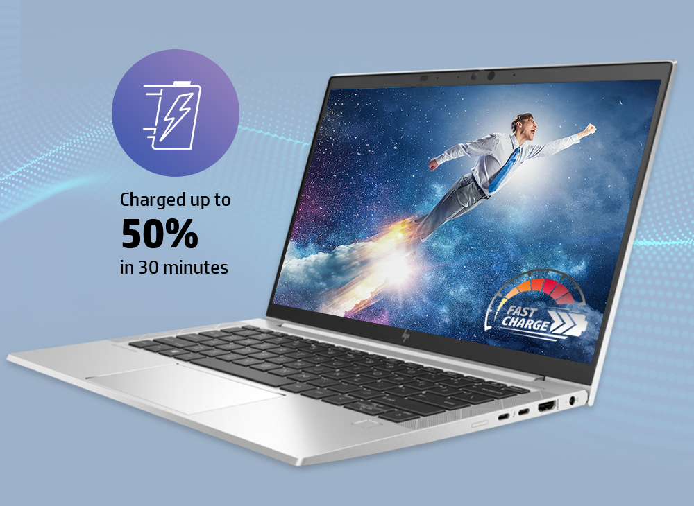 HP Fast Charge